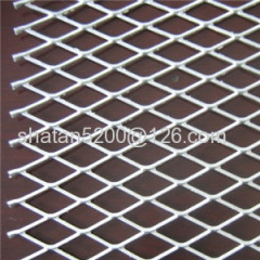 we can produce expanded wire mesh