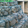 Galfan gabion box for hydraulic structures