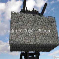 Super High Quality Plastic Gabion Box Stone Cage for Construction