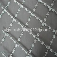 concertina wire for sale/anti-climb razor wire