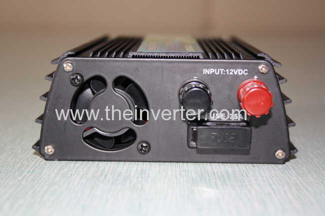 400W power inverter with USB