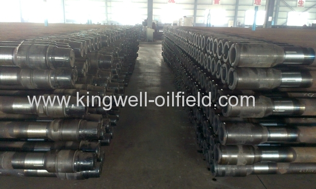 5-1/2Integral heavy weight drill pipe according to API SPEC 7