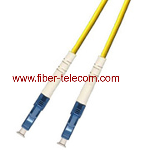 LC-LC Single Mode Simplex Fiber Optic Patch Cord