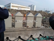 underground cable installment in Ningbo by Nation Grid