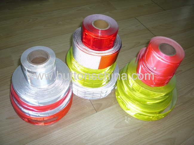 PVC retroreflective material