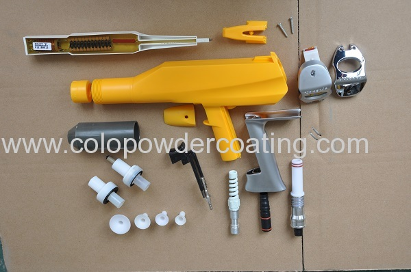 China powder coating equipment