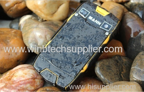 Original New M6 Zug3 Ip67 Rugged Android 4 0 Dual Core