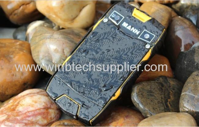MANN ZUG3 IP68 Waterproof Dustproof Shockproof Rugged Outdoor WCDMA+GSM 3G Smartphone