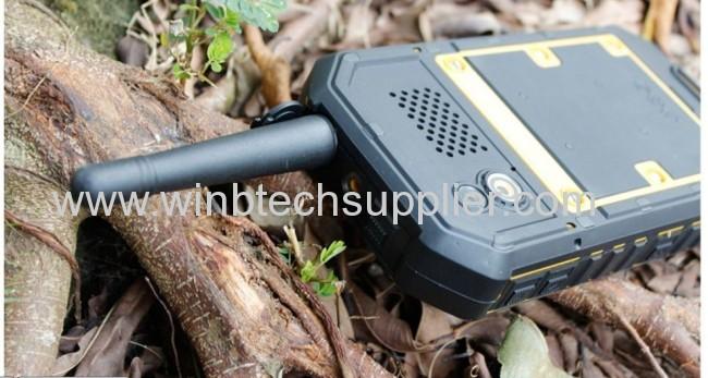 Runbo X6 phone IP67 Dual Core Dustproof Waterproof Outdoor Smartphone 5MTK6589T Quad Core RAM 2GB+ROM 32GB
