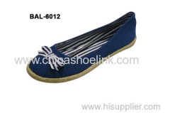Espadryle style canvas shoes Farm Shoes with Just Sole