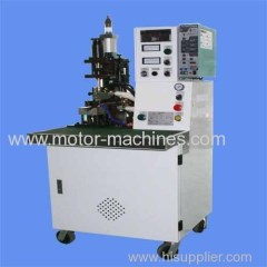 Automatic Commutator Fusing Machine