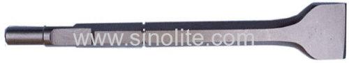 Spline or Rotary Drive Chisel