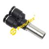 PWJ Plug-in Y Reducer Inch Tube Pneumatic Fitting