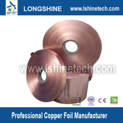 99.99% Pure T2 Copper Foil for industry electrical