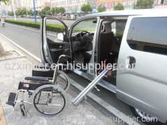 Wheelchair Easy Loader for van