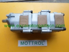 PC50UU GEAR PUMP FOR EXCAVATOR