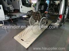 Electric Wheelchair Ramp for van