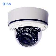 IP68 Vandal-proof IR Dome cameras