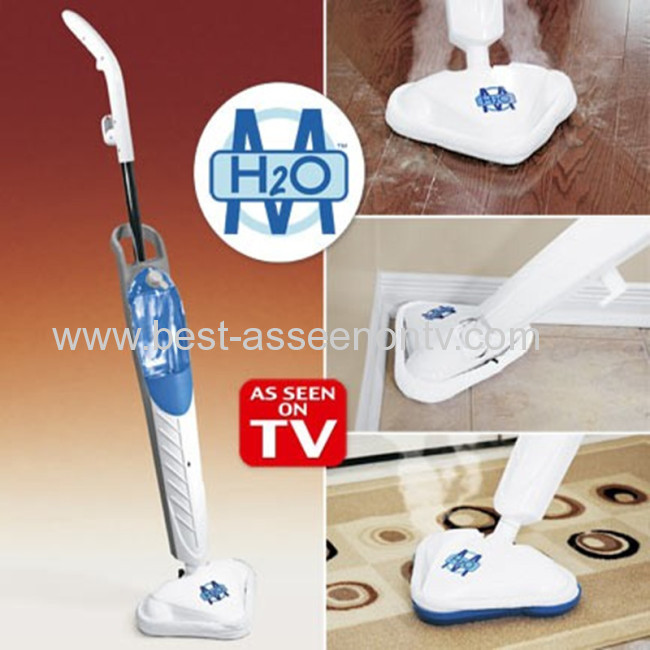 H20 STEAMER VACUUM CLEANER steam mop