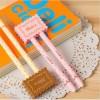 Creative cute cartoon cookies molding plastic ballpoint pen