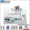 Two Layers Co-extrusion HDPE and LD PE film blowing machine