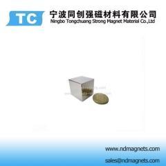Neocube Magnet 50X50X50 grade N48