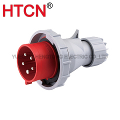 industrial plug cee male plug