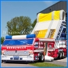 Inflatable Fire Truck Slide