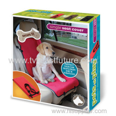 Pet Single Seat Cover