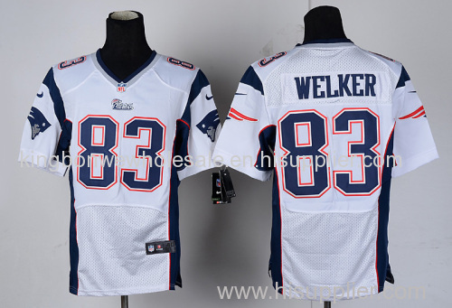 726b6026 New England Patriots Wes Welker 83 NFL Game Jersey, NFL Football ...