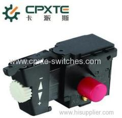 AC variable speed switch for Reciprocating saws