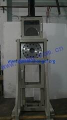 Slide plate hydraulic screen changer/melt filter DHB-250