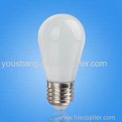 B45 3W SMD 8PCS E27 LED BULB GLASS COVER