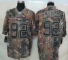 New NFL Football Jersey Denver Broncos 92 Williams Camo Elite Jerseys