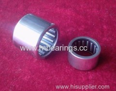 HK1812 Drawn cup needle roller bearings 18×24×12mm