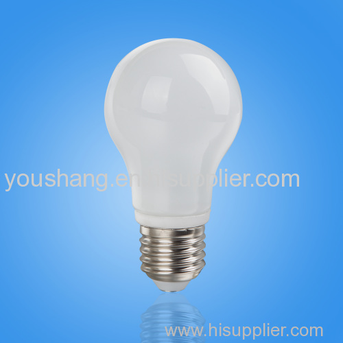 A55 E27 SMD 12PCS 4W LED BULB GLASS COVER