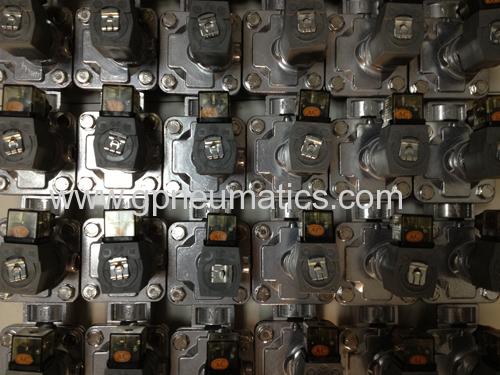 CA 1G Right angle Pulse valve