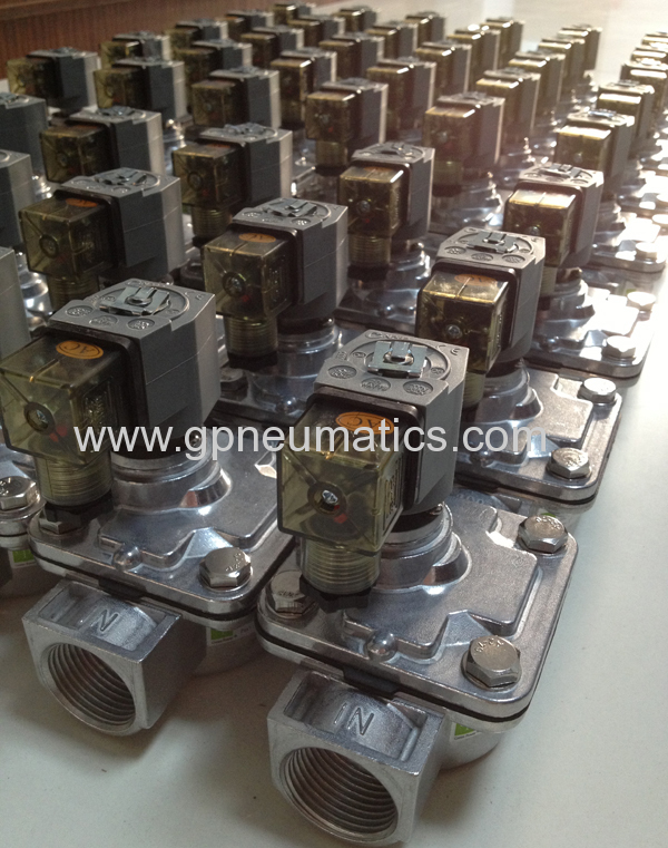 CA-25T copy pulse valve