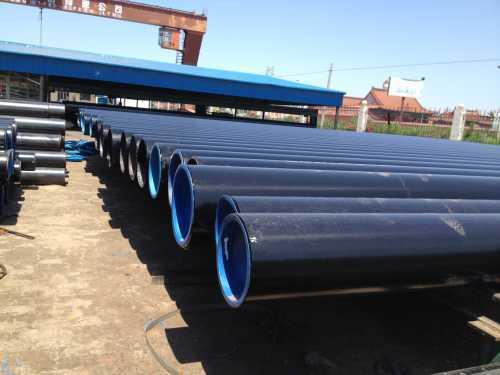 ASTM A 106M Gr.B 6''seamless steel pipe