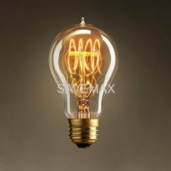 A19 Edison light bulbs