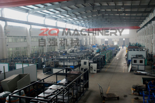 plastic products pet stretch blow molding machine