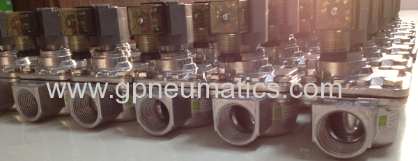CA-25T right angle pulse valve