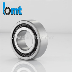 Angular contact ball bearings at four o 'clock