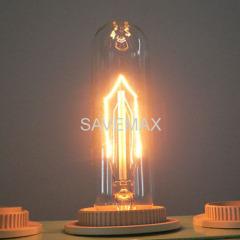 T10 tubular antique light bulb
