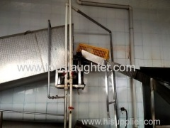 Chicken processing equipment Poultry cage washer machine