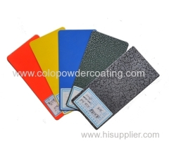 Electrostatic Powder Coating Process