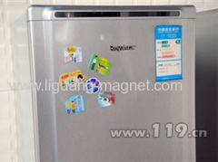 PVC Promotional Fridge Magnet
