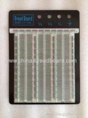 popular 2390 points clear plastic testing board ZYJ-206