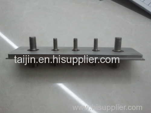 Multi-pin Headers glass to metal