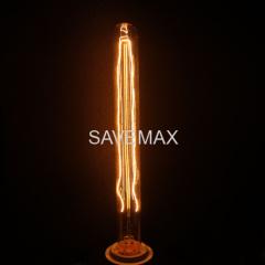 60w E27 tubullar edison light bulbs;60W edison vintage bulb